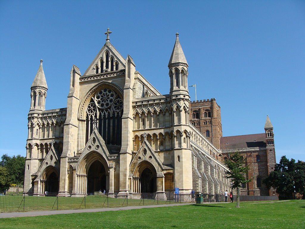 St Albans Cathedral - SEO St Albans - Nigel Adams Digital